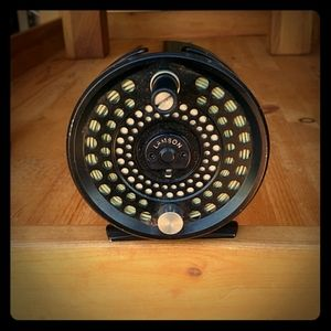 Vintage LAMSON FLY FISHING REEL